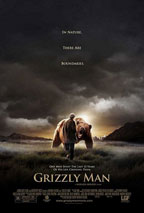 Grizzly Man movie poster