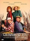 Grumpier Old Men movie poster
