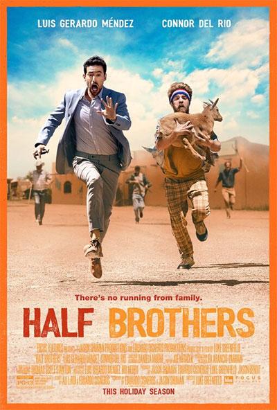 Half Brothers movie poster