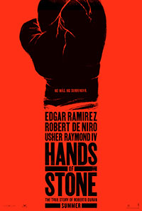 Hands of Stone preview