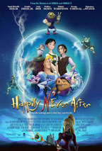 Happily N'Ever After movie poster