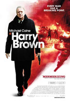 Harry Brown movie poster