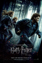 Harry Potter and the Deathly Hallows: Part I movie poster
