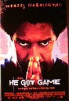 He Got Game movie poster