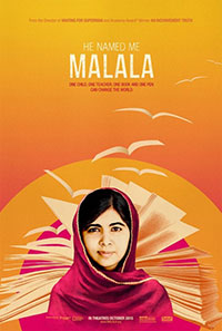 He Named Me Malala preview