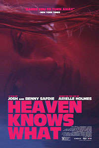 Heaven Knows What preview