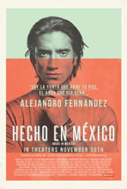 Hecho in Mexico movie poster