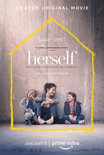 Herself movie poster