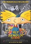 Hey Arnold! The Movie movie poster