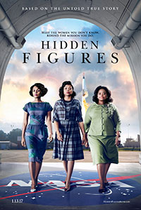 Hidden Figures preview