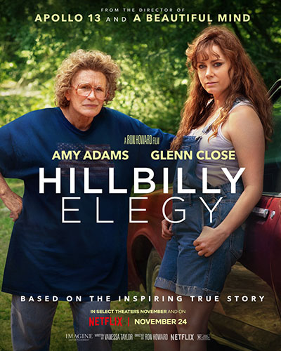 Hillbilly Elegy movie poster