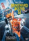 Homeward Bound II: Lost in San Francisco movie poster