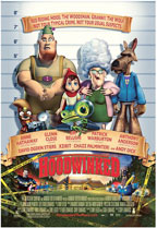Hoodwinked! movie poster
