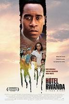 Hotel Rwanda movie poster