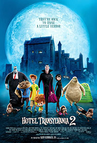 Hotel Transylvania 2 preview