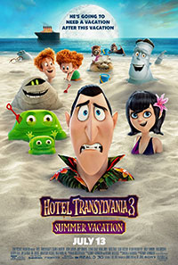 Hotel Transylvania 3 preview