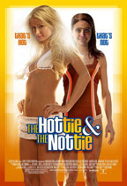 Hottie & the Nottie movie poster