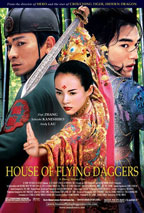 House of Flying Daggers preview