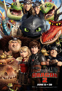 How to Train Your Dragon 2 preview