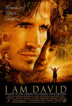I Am David movie poster