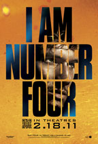I Am Number Four preview