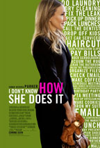 I Don't Know How She Does It movie poster