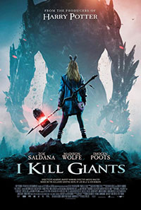I Kill Giants preview