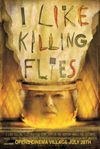 I Like Killing Flies movie poster