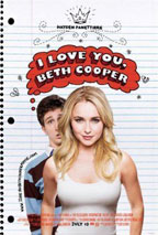 I Love You Beth Cooper movie poster