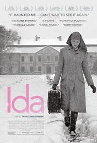 Ida movie poster