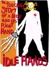 Idle Hands movie poster