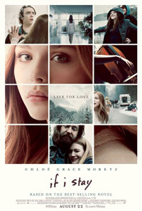 If I Stay movie poster