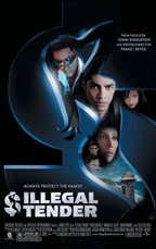 Illegal Tender movie poster