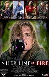 In Her Line of Fire movie poster