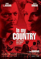 In My Country movie poster