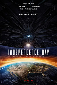 Independence Day Resurgence movie poster