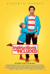 Instructions Not Included movie poster