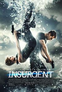 The Divergent Series: Insurgent movie poster