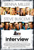 Interview movie poster