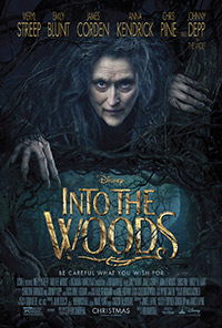 Into the Woods movie poster