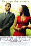 Intolerable Cruelty movie poster