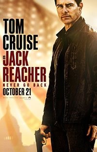 Jack Reacher: Never Go Back preview