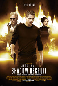 Jack Ryan: Shadow Recruit preview