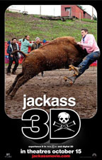 Jackass 3D movie poster