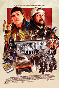 Jay and Silent Bob Reboot movie poster