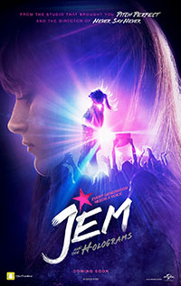 Jem and the Holograms preview