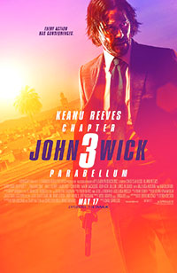John Wick 3: Parabellum movie poster