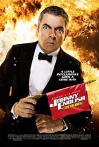 Johnny English Reborn movie poster
