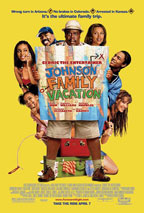 Johnson Family Vacation movie poster