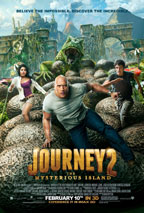 Journey 2: The Mysterious Island preview